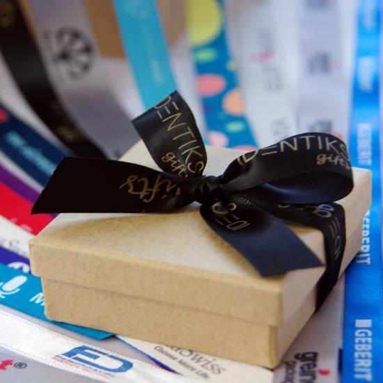 Sublimacijski potisk darilnih trakov