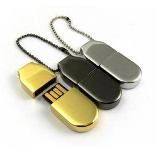 Mini metalni USB ključki s pokrovčkom