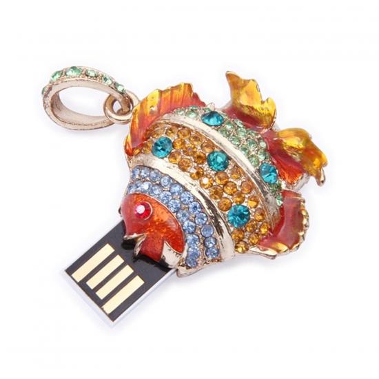 USB ključek kot nakit