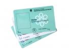 Primeri identifikacijskih kartic za nadzornike