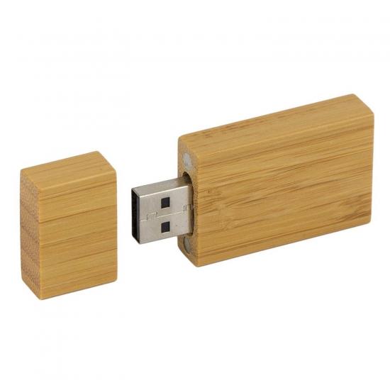 Eko USB ključek iz lesa