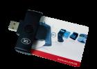 Pametni kartični čitalec za kontaktne in brezkontaktne kartice