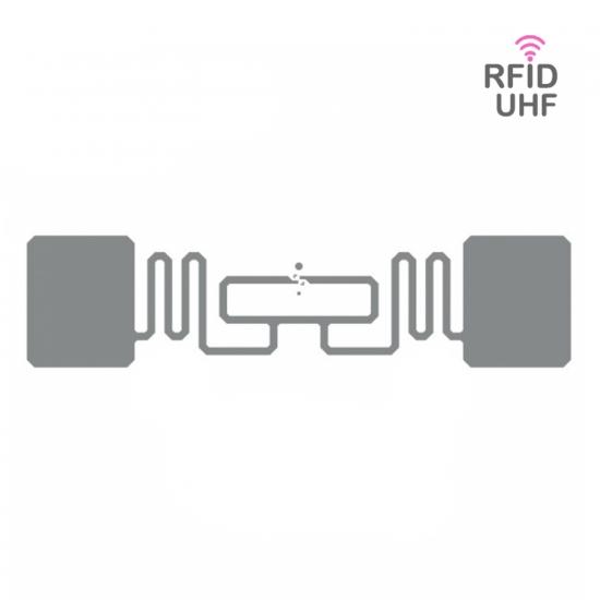 Prikaz RFID UHF čipa v kartici