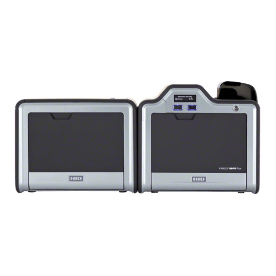 Kartični tiskalnik FargoHDPii Plus