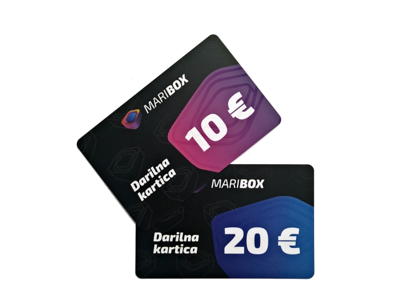Darilna kartica MariBox