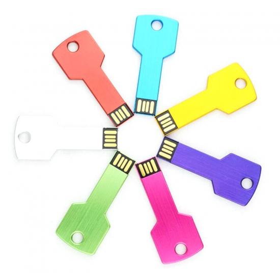 Mini USb ključki v obliki ključa
