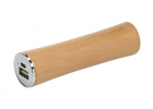 BIO powerbank iz različnih vrst lesa