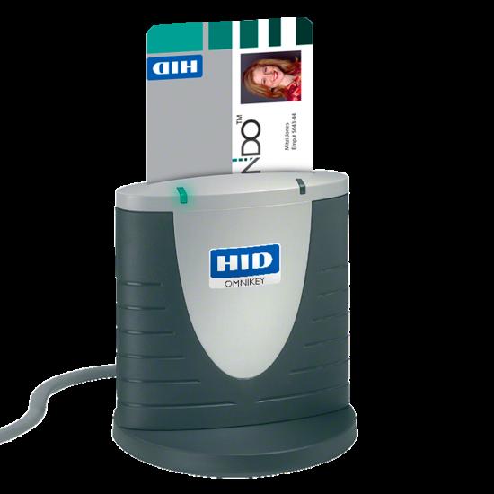 Stični kartični čitalec HID 3121 z USB vmesnikom