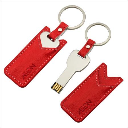 Usnjeni USB ključki posebnih oblik