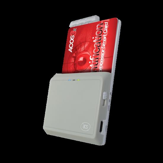 Bluetooth kontaktni kartični čitalec
