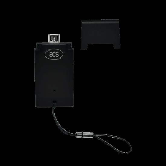 Kartični čitalec z mikro USB priključkom
