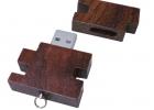 Leseni USB ključki posebnih oblik
