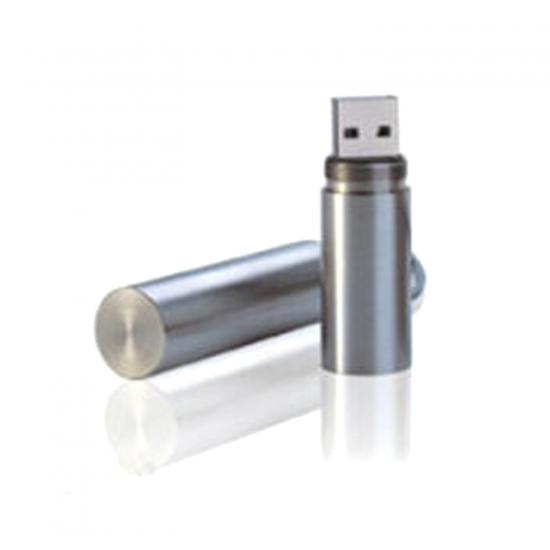 Metalni USB ključek z obeskom